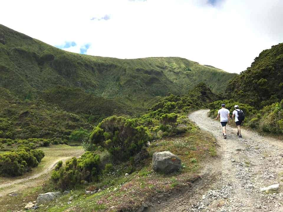 Lagoa do Fogo Hike Trail