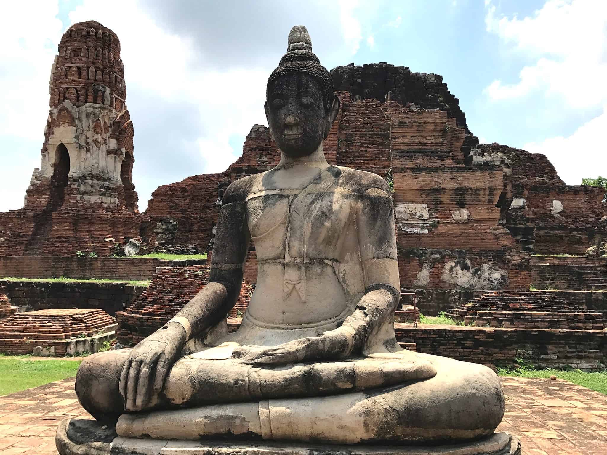 Wat Phra Mahatat Buddha