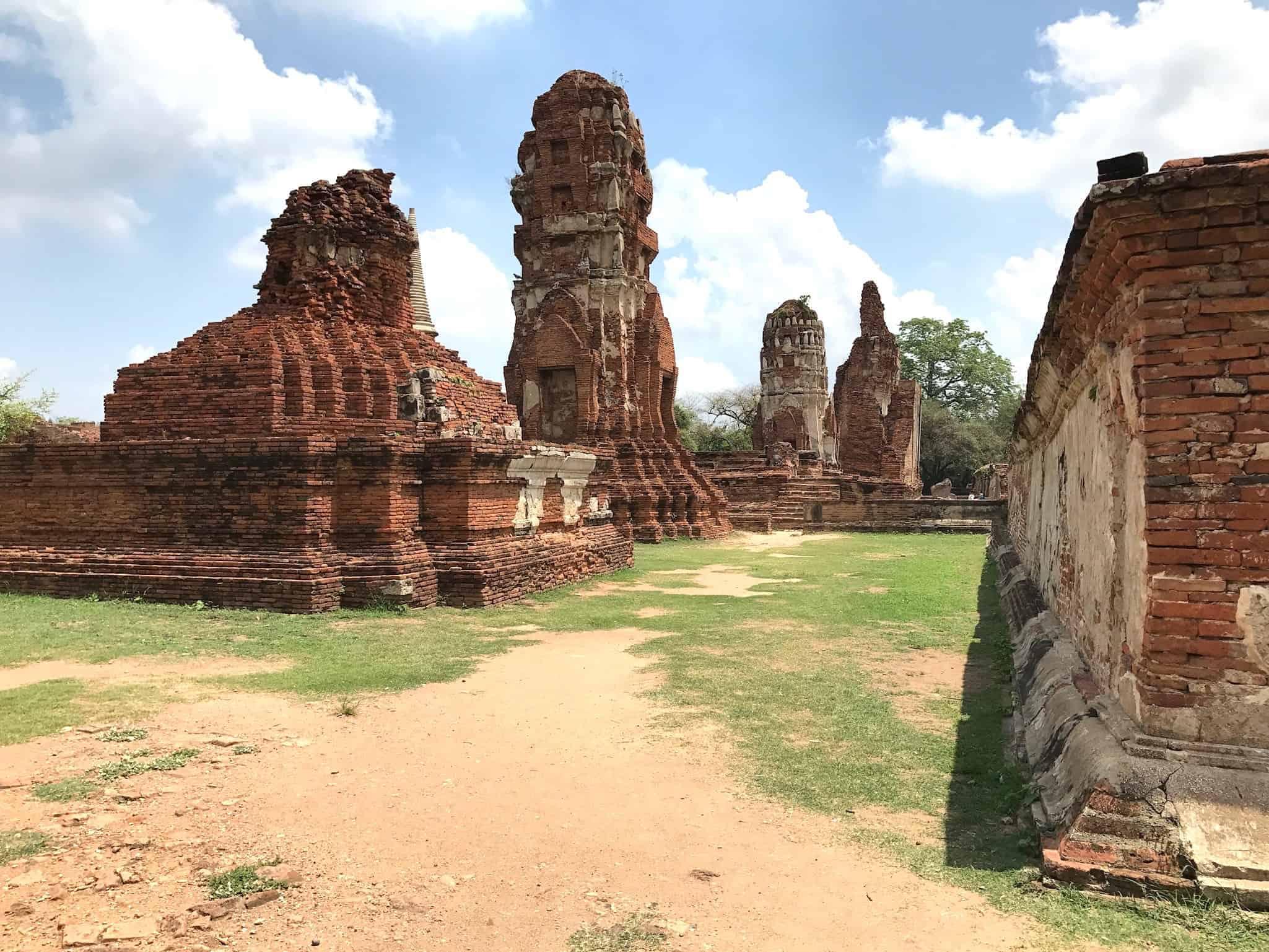 Wat Phra Mahatat Ruins