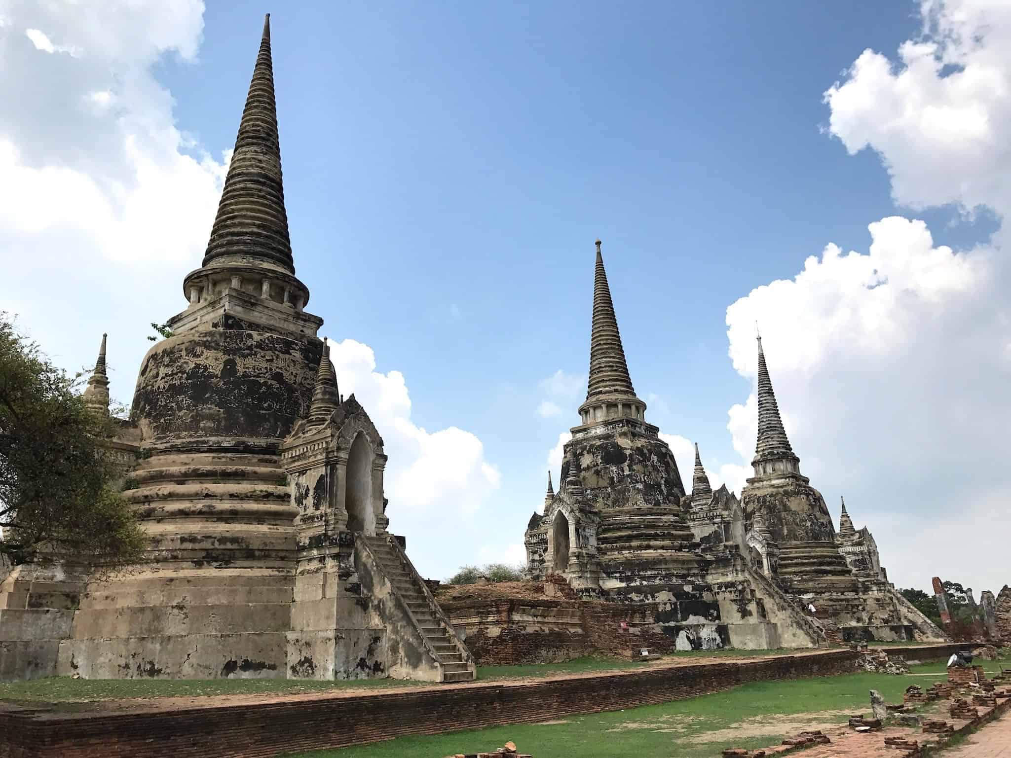 Wat Phra Si Sanphet Chedis