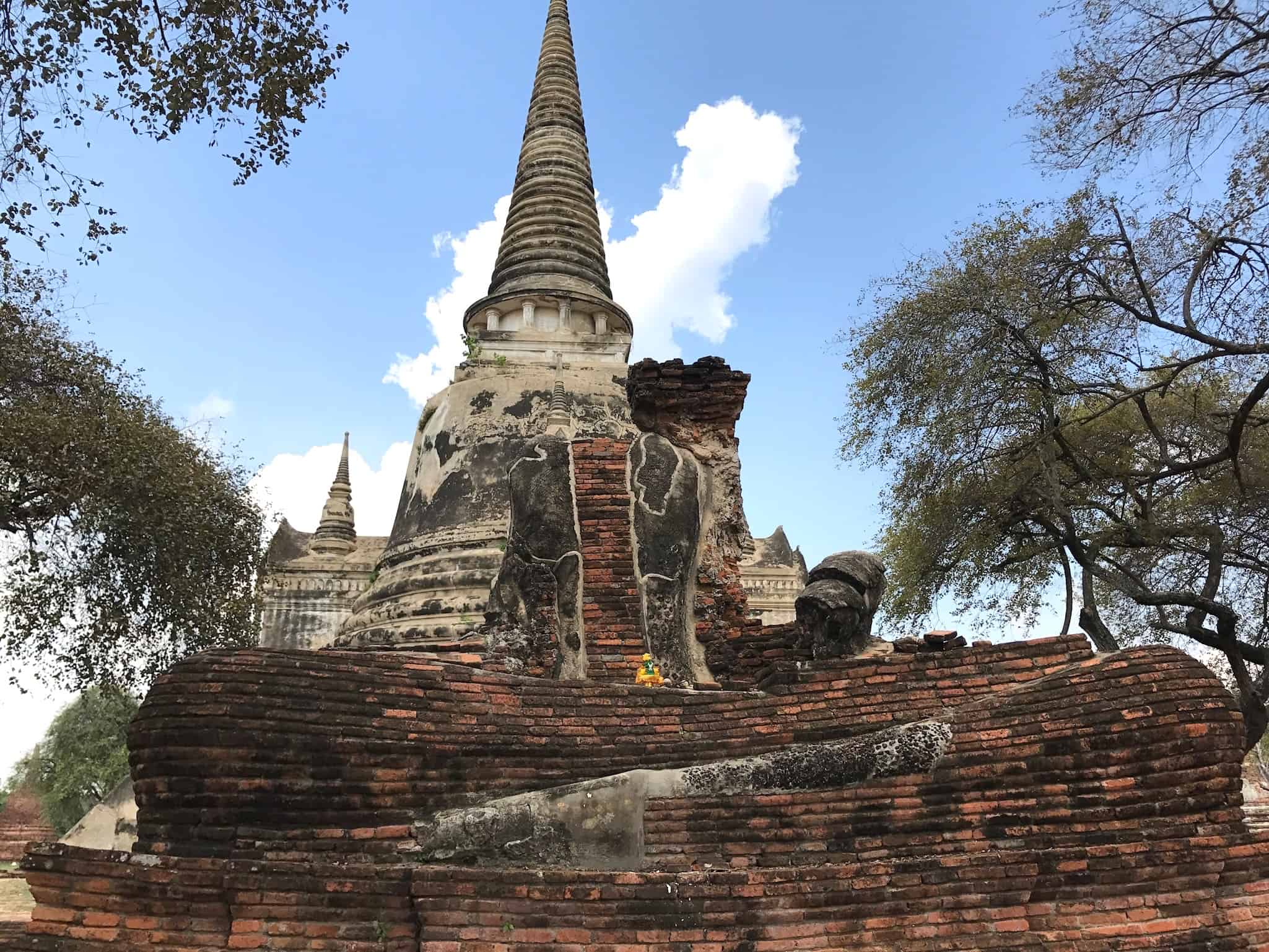 Wat Phra Sri Sanphet Buddha