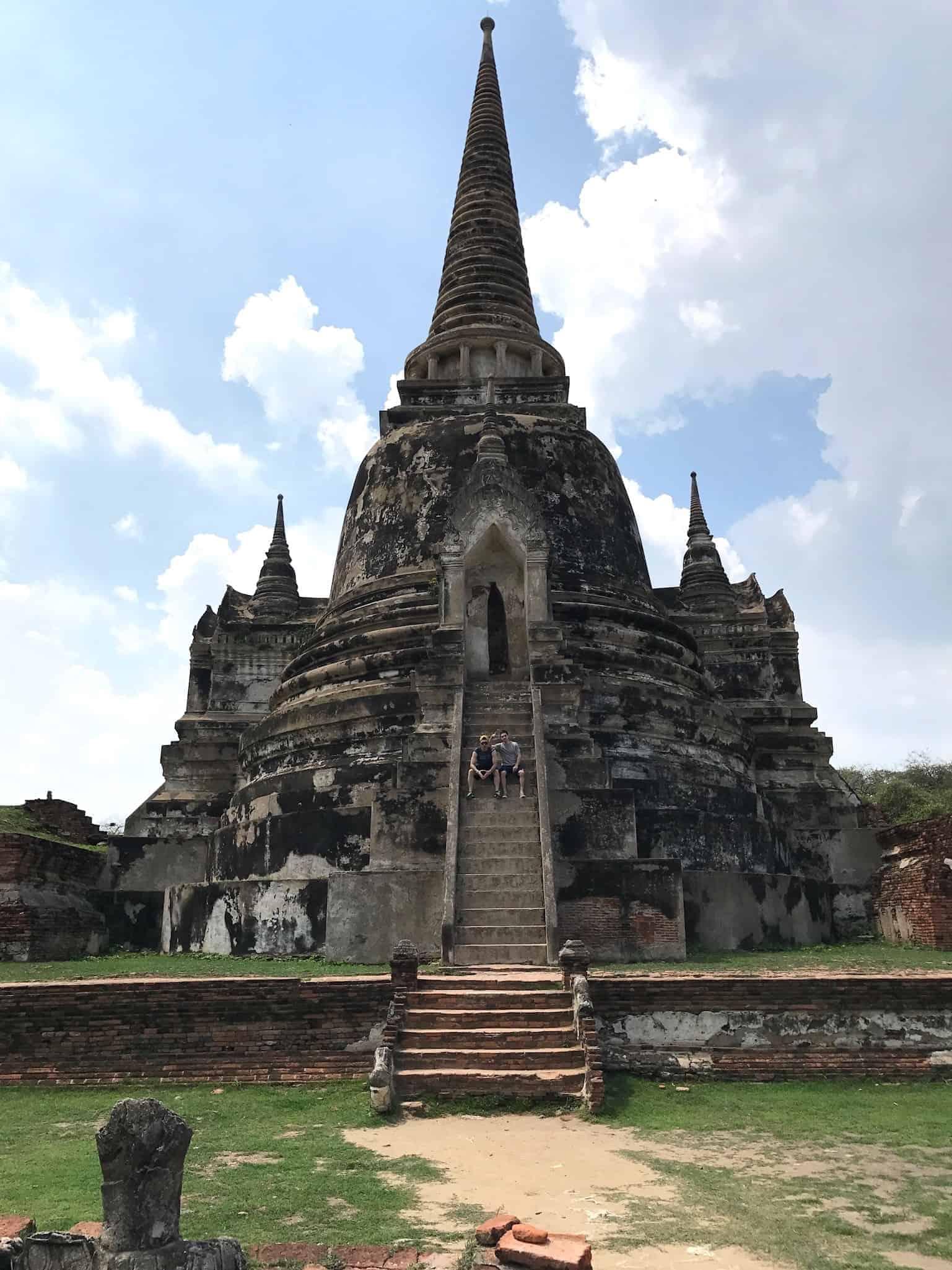 Wat Phra Sri Sanphet Chedi