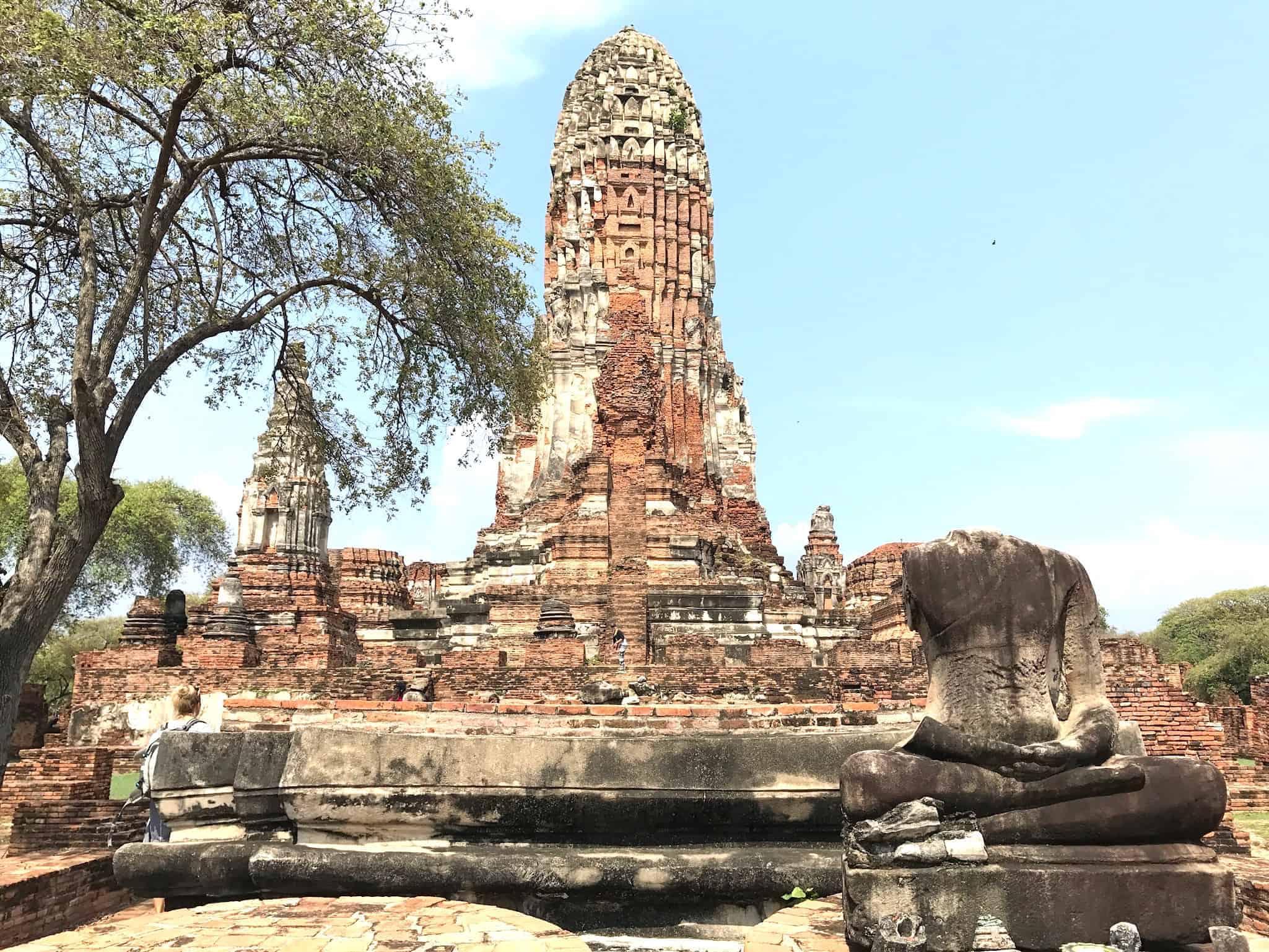 Wat Ratburana Buddha