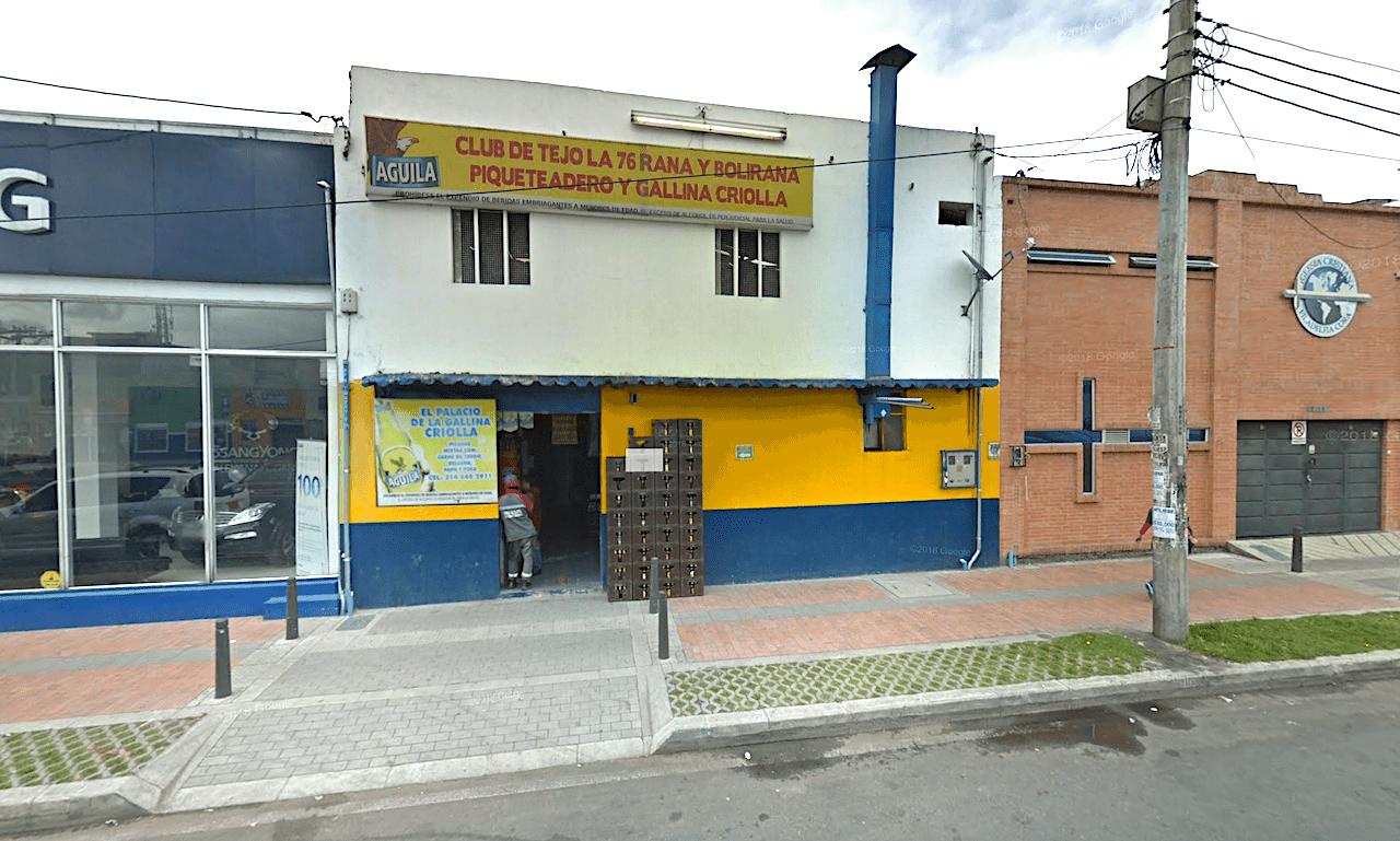 Club de Tejo La 76