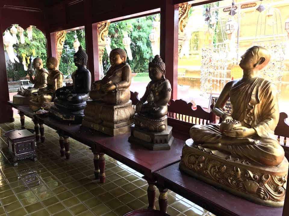 Wat Phra Singh Buddhas