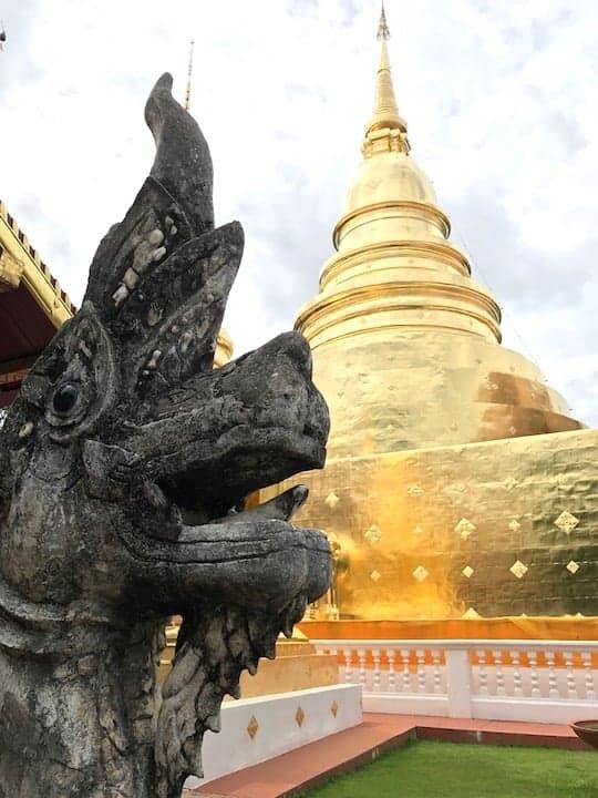 Wat Phra Singh Chedi