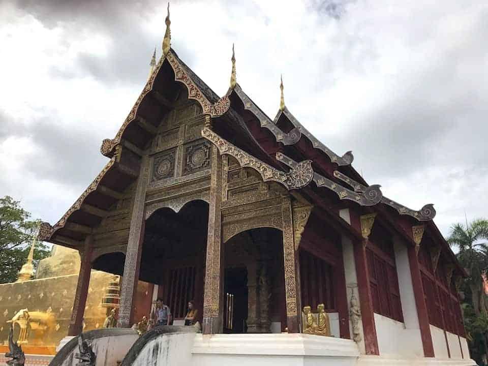 Wat Phra Singh Hall