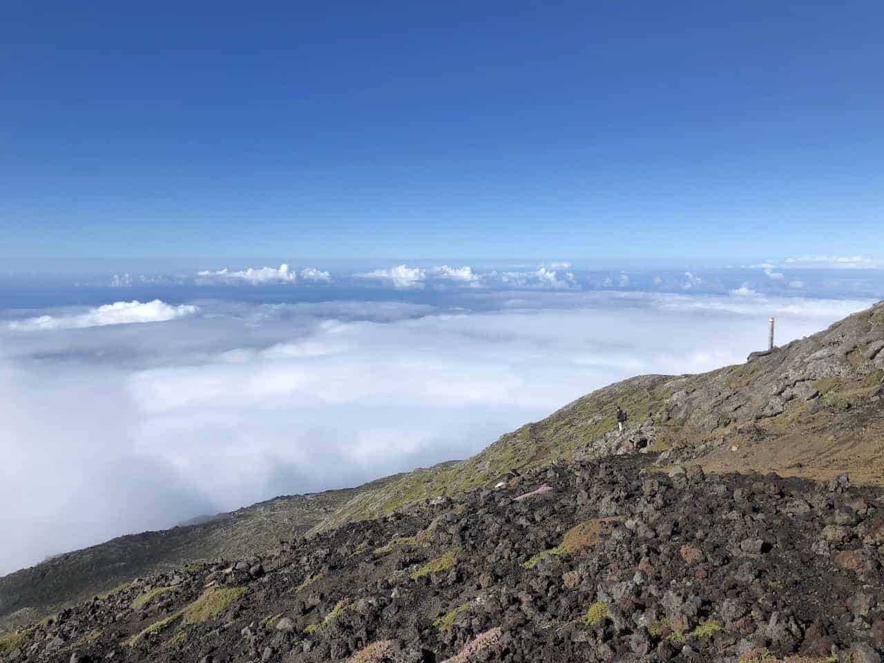 Above the Clouds Mount Pico