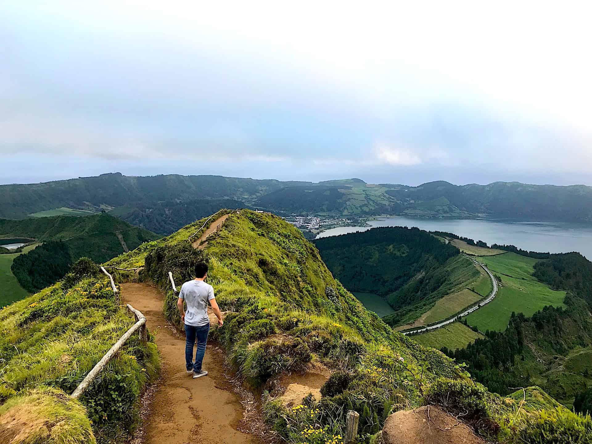 Azores Itinerary