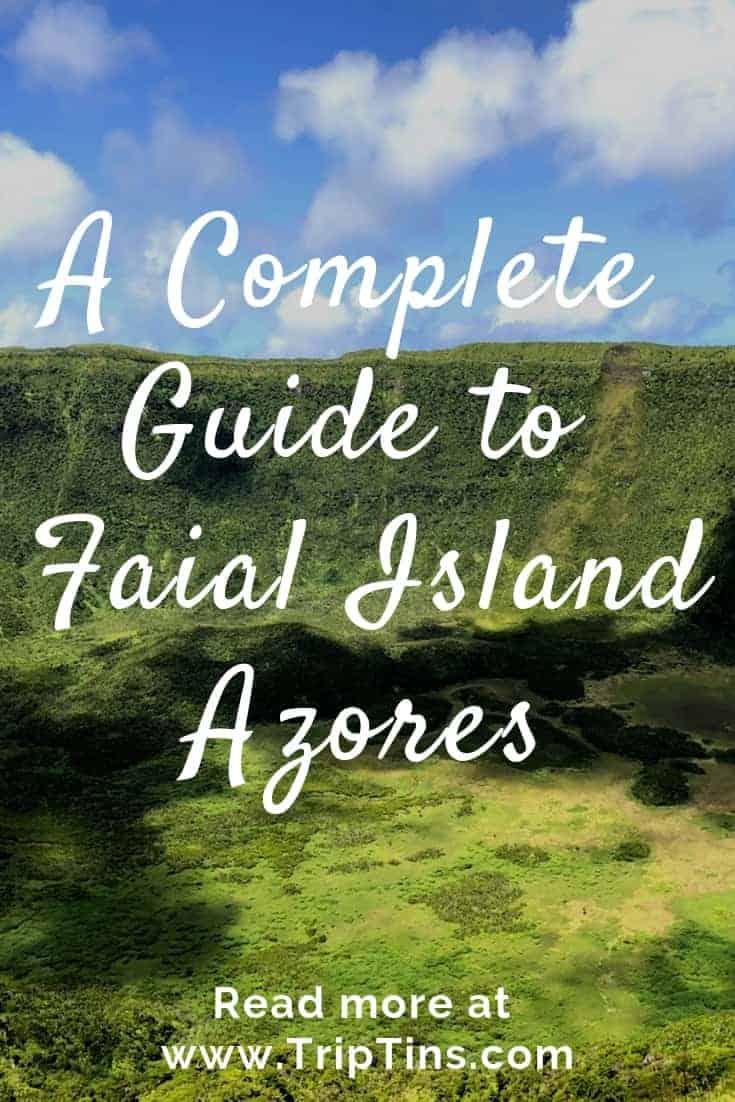 Faial Island Azores