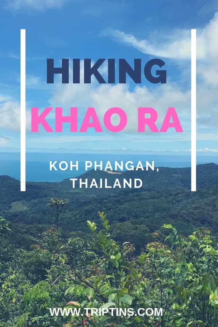 Khao Ra Hike