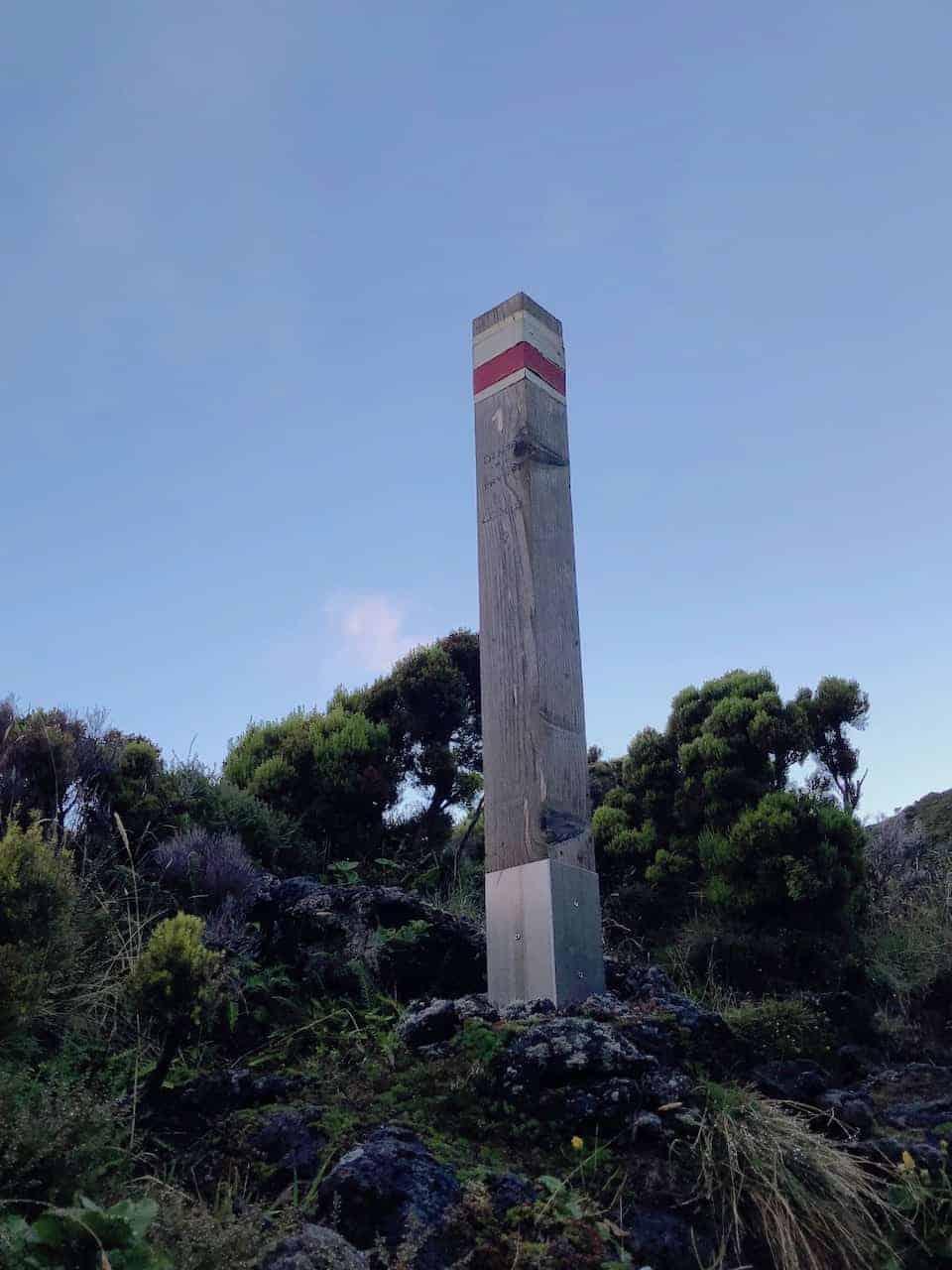 Mount Pico Pole