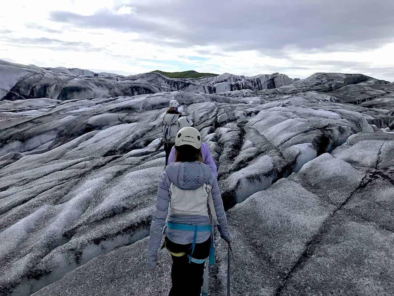 Falljökull Glacier