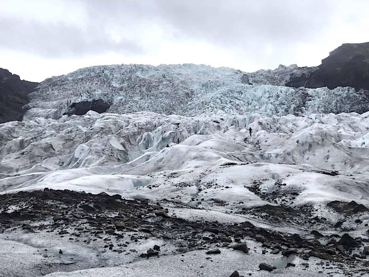 Iceland Glacier Skaftafell