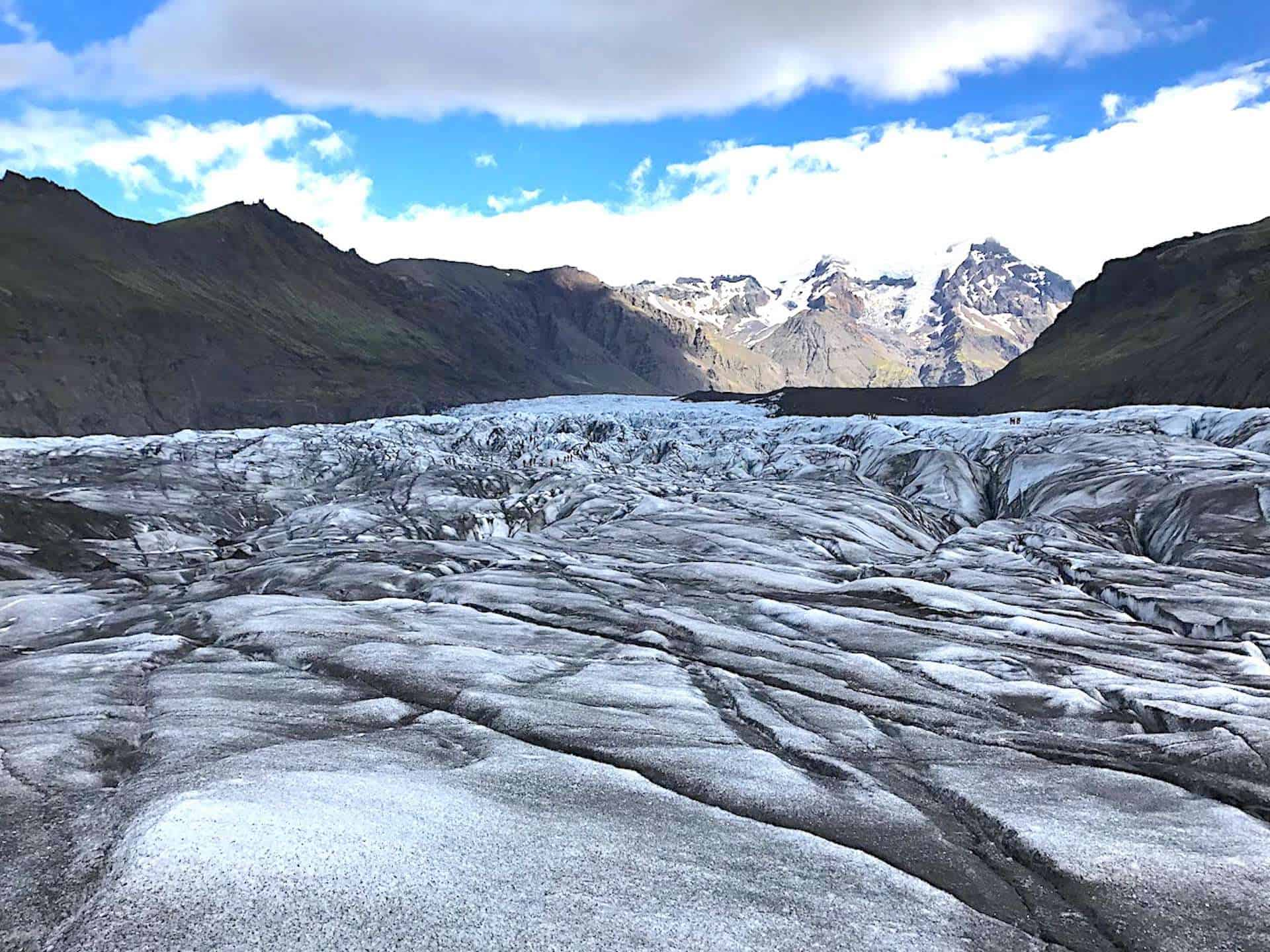 Skaftafell Glacier Walk Cover
