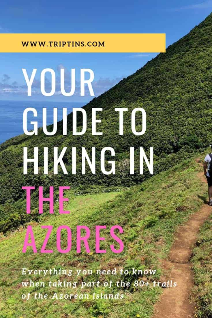 Azores Trails