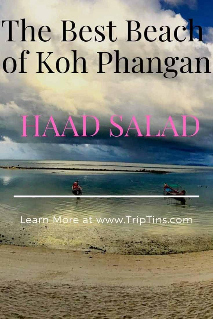 Haad Salad Beach