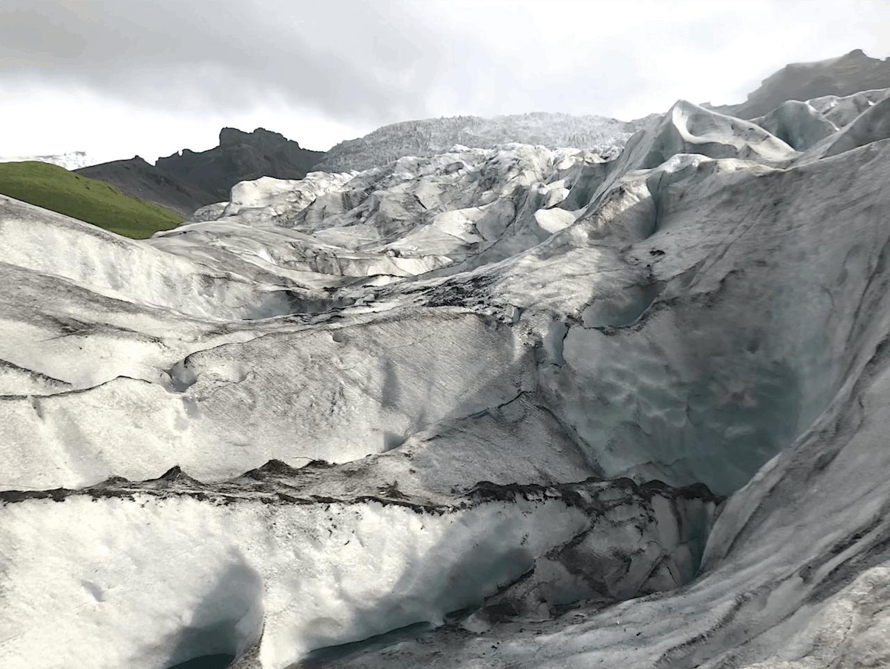 Iceland Skaftafell Vatnajokull