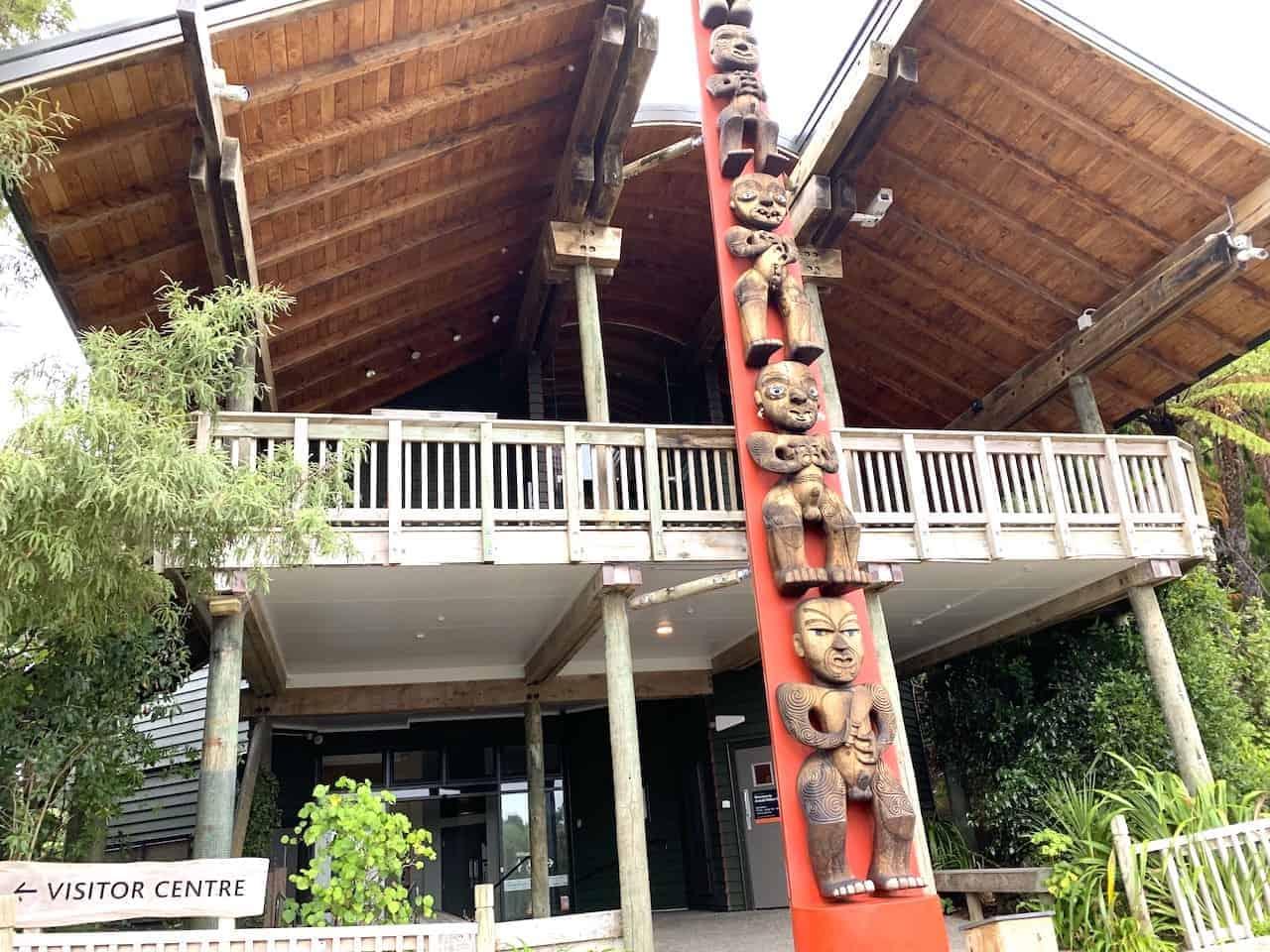 Arataki Visitor Centre