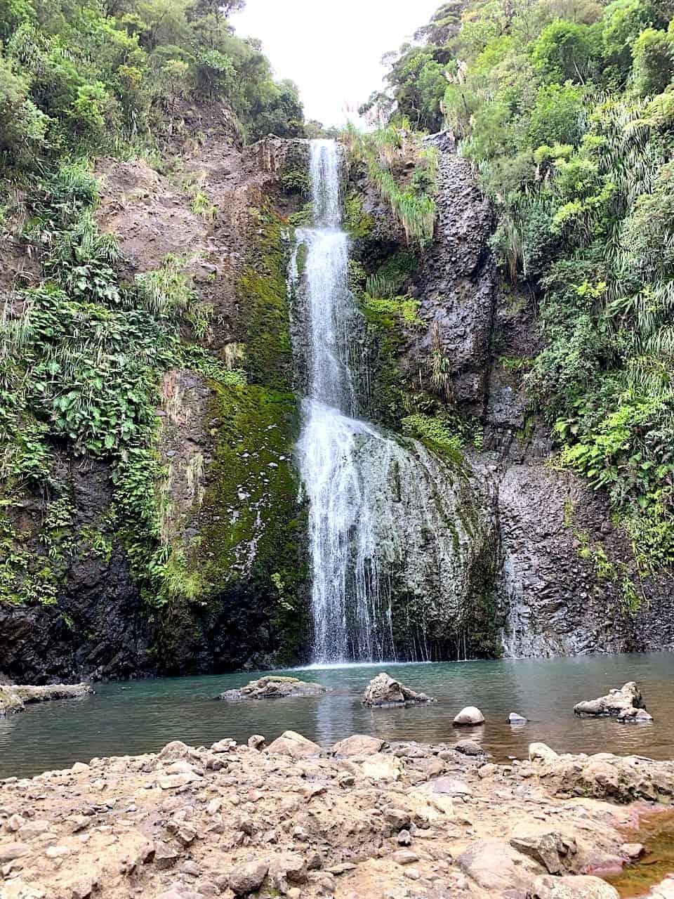 Kitekite Falls Walk