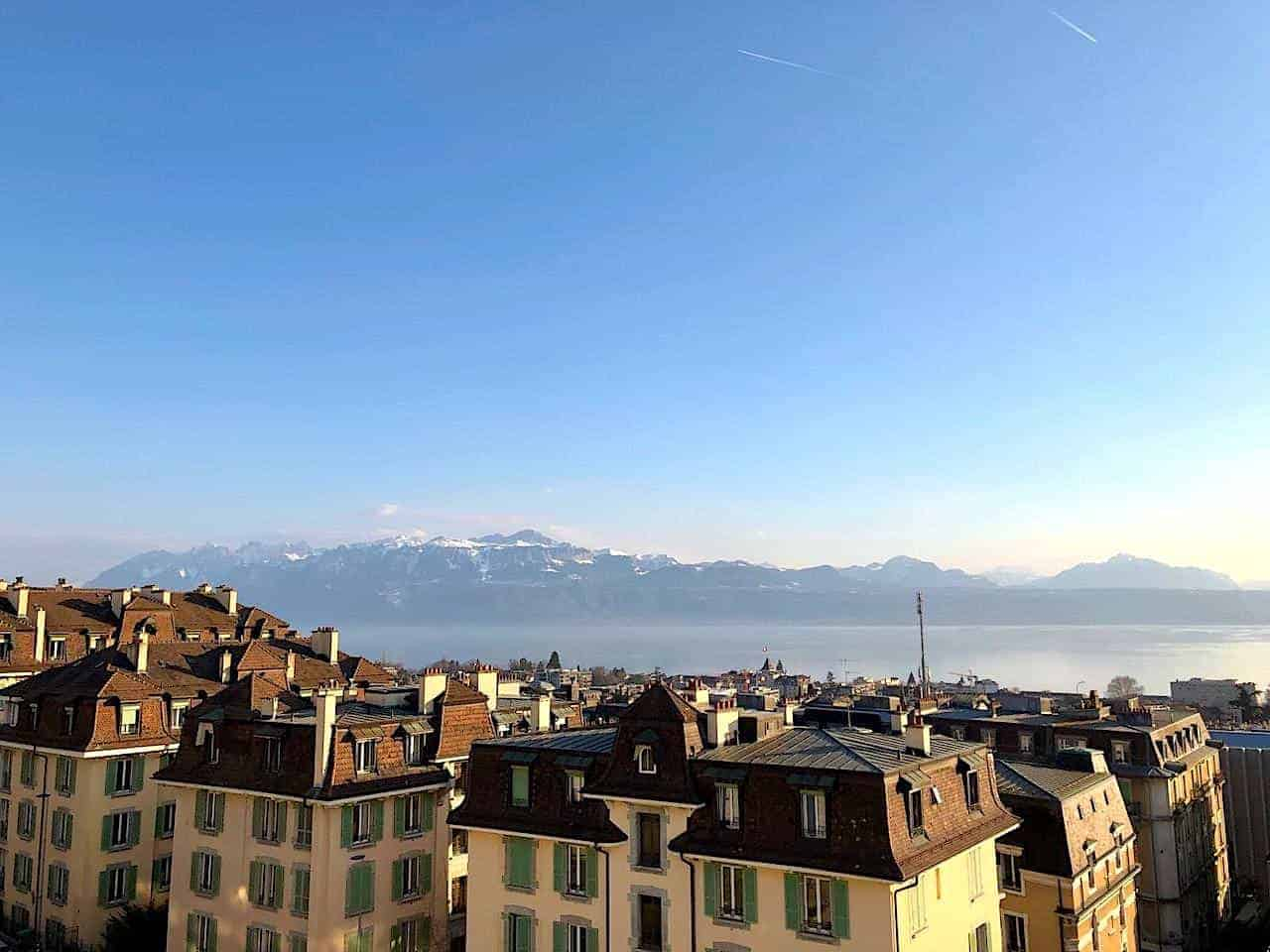 Lausanne Rooftops