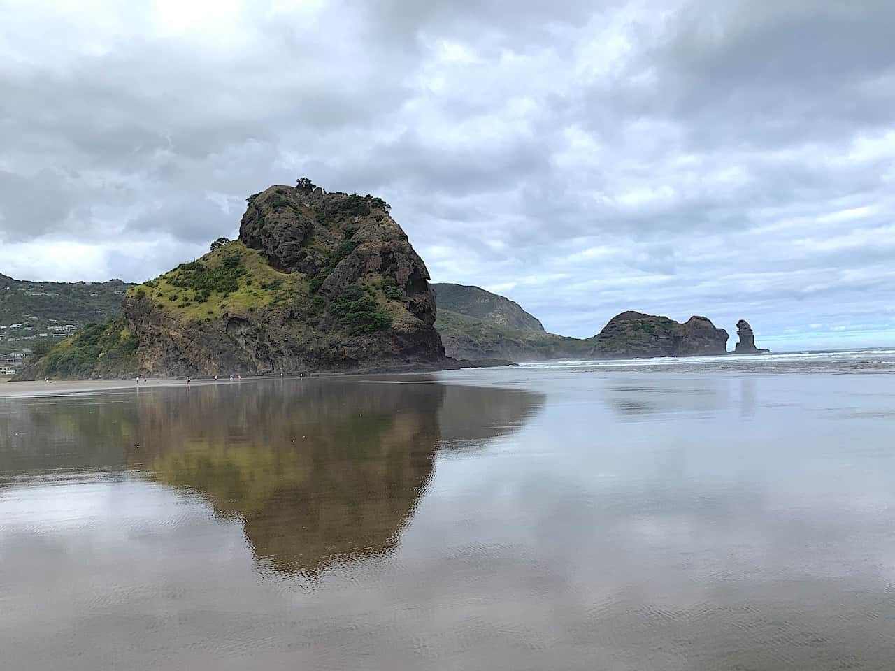 Lions Rock Piha Beach