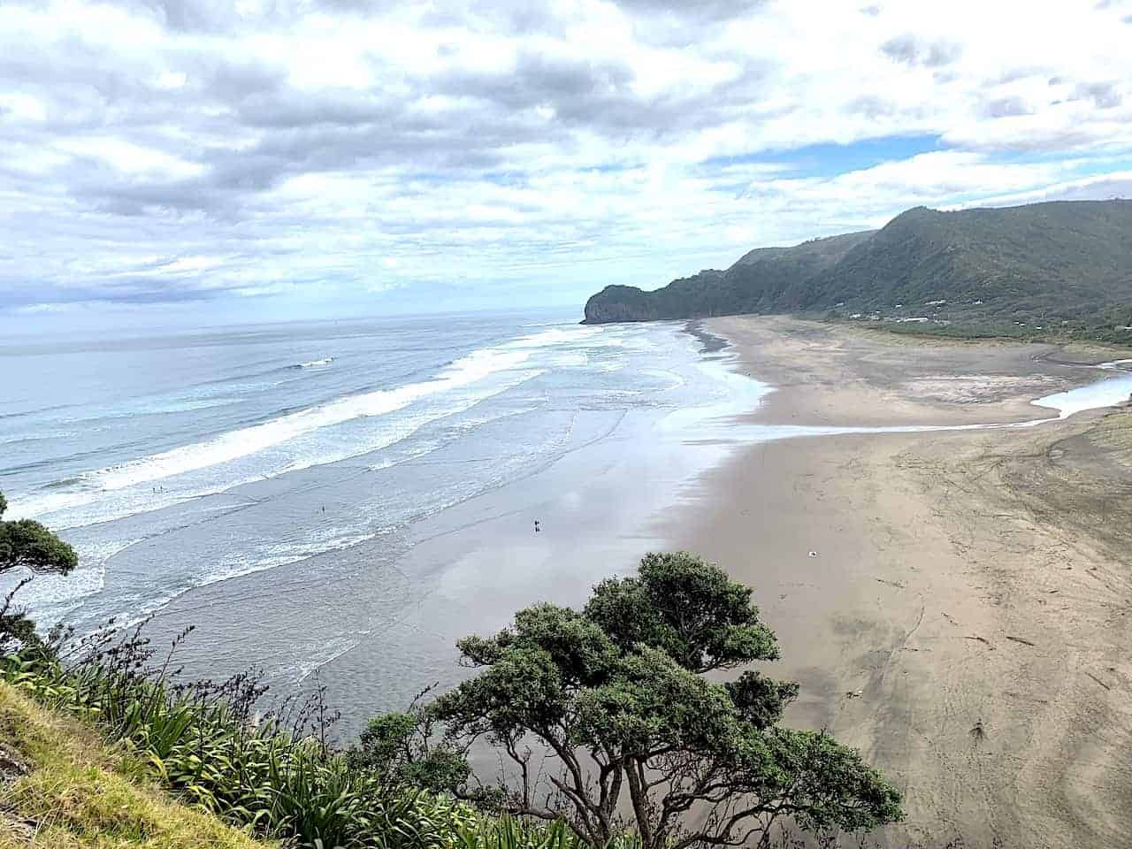 Lions Rock View Piha Beach