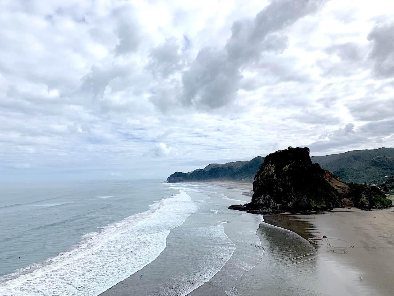 Tasman Lookout Piha Beach