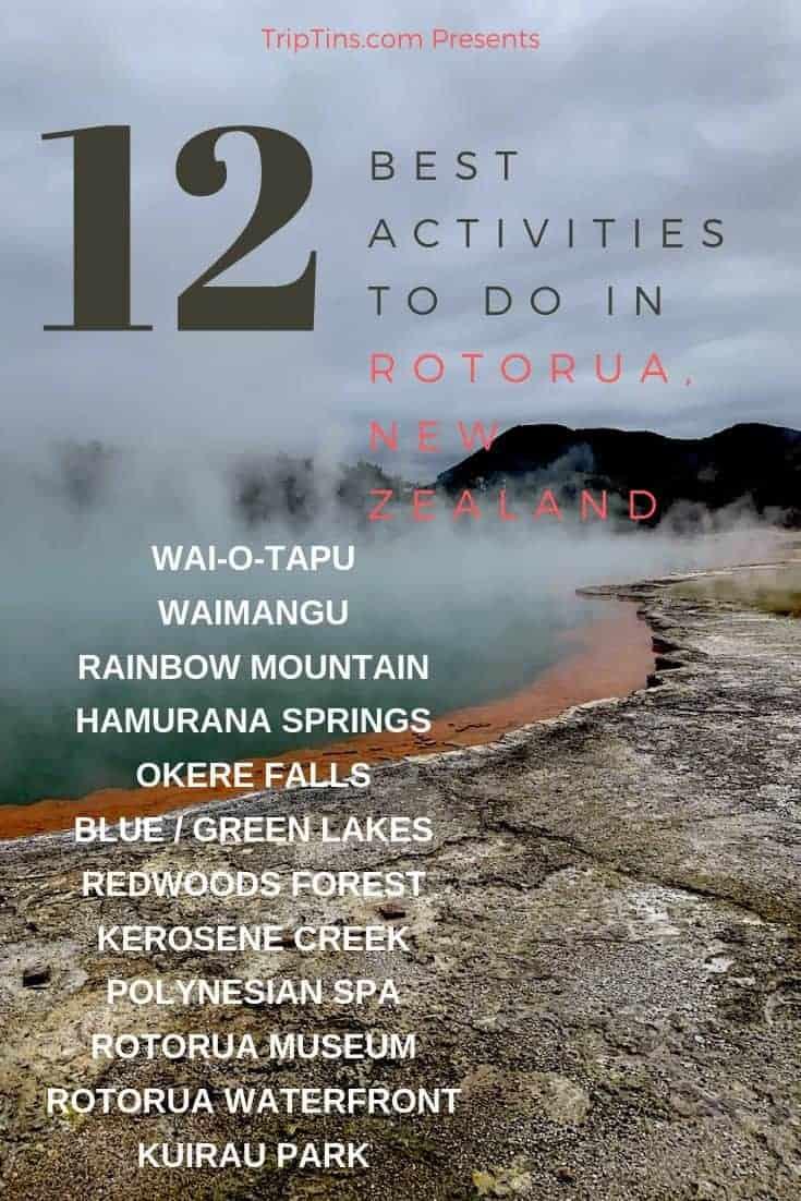 12 Best Rotorua Activities