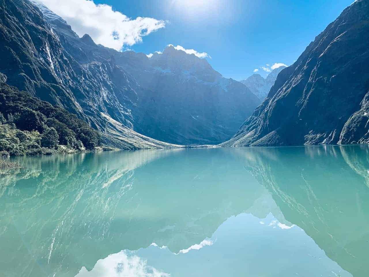 Lake Marion New Zealand
