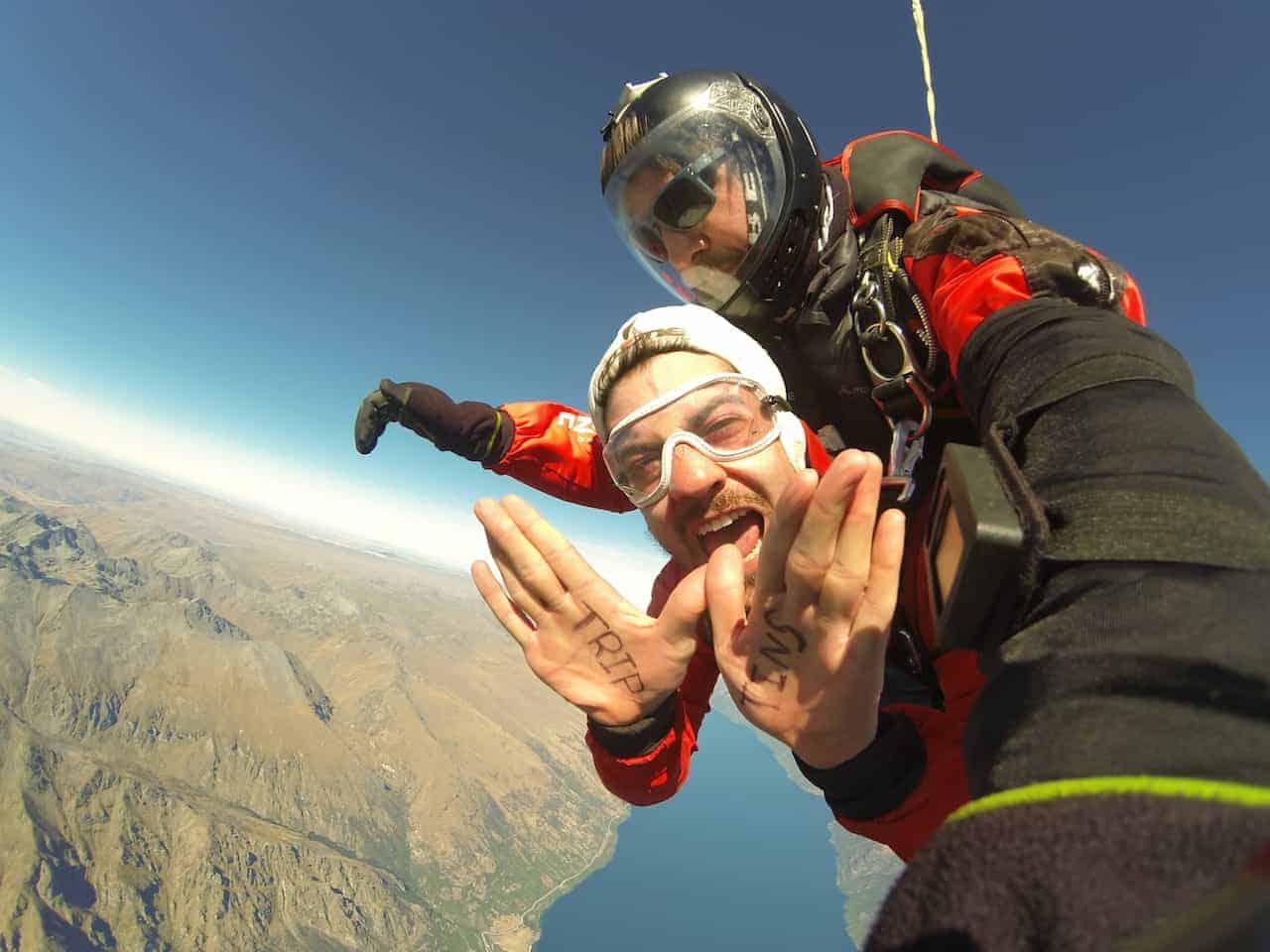 Skydiving Queenstown