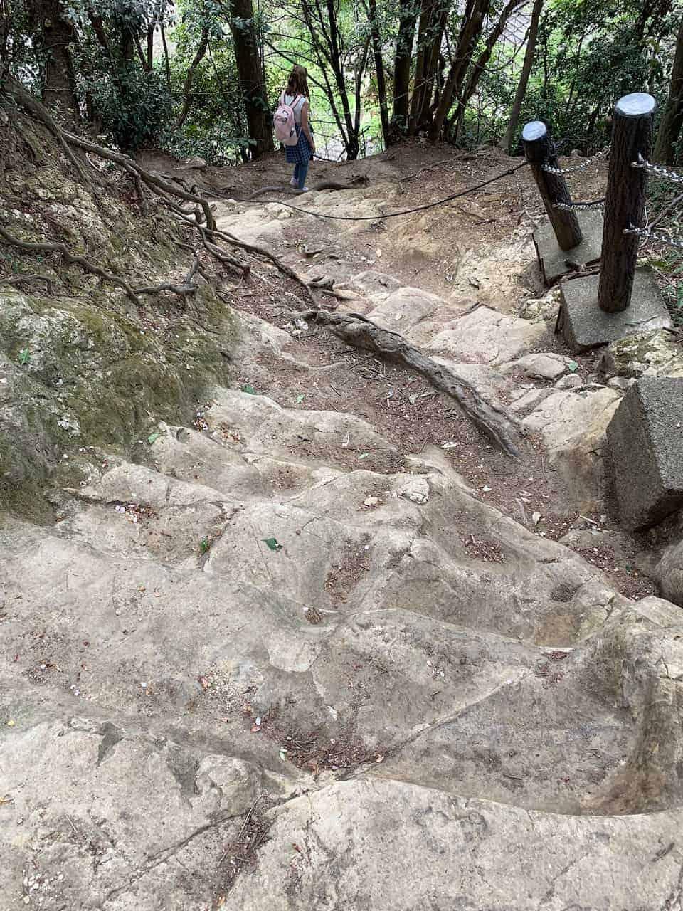 Daibautsu Stairs Hike