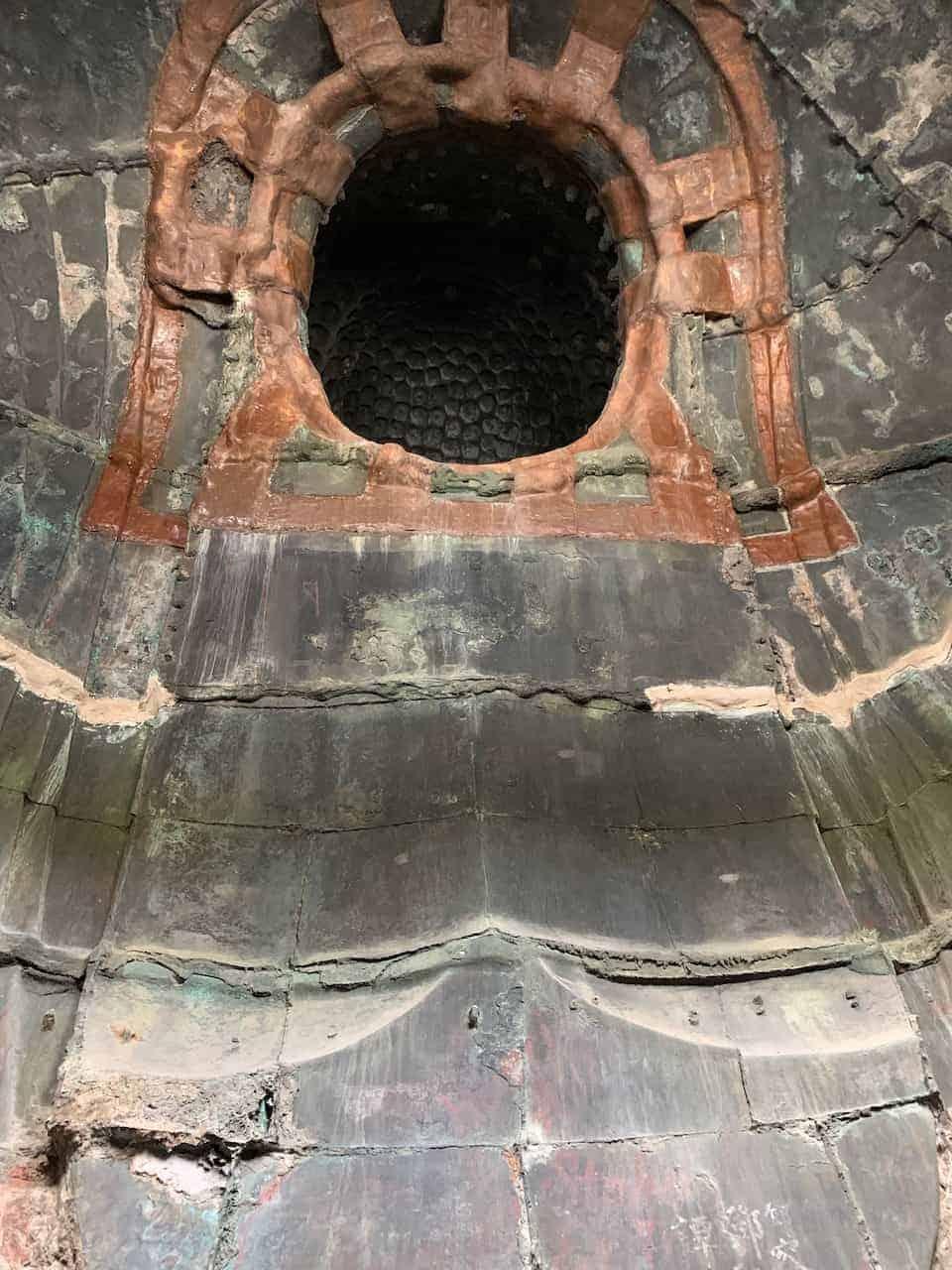 Daibutsu Buddha Inside