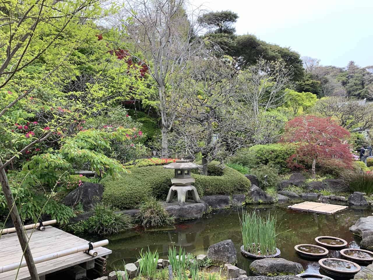 Hasedera Temple Gardens