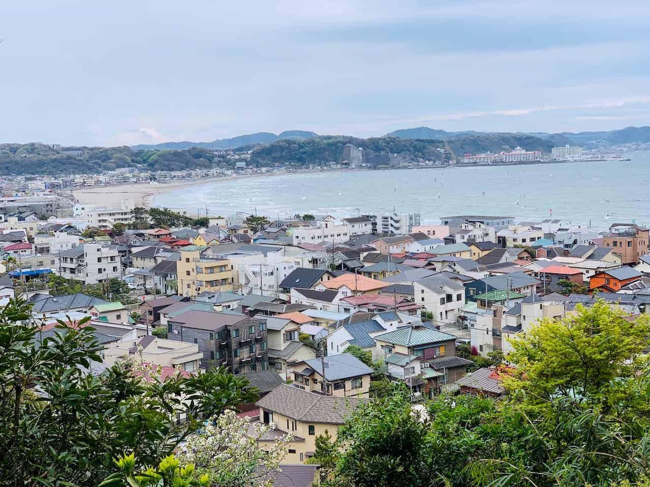 Hasedera View Kamakura