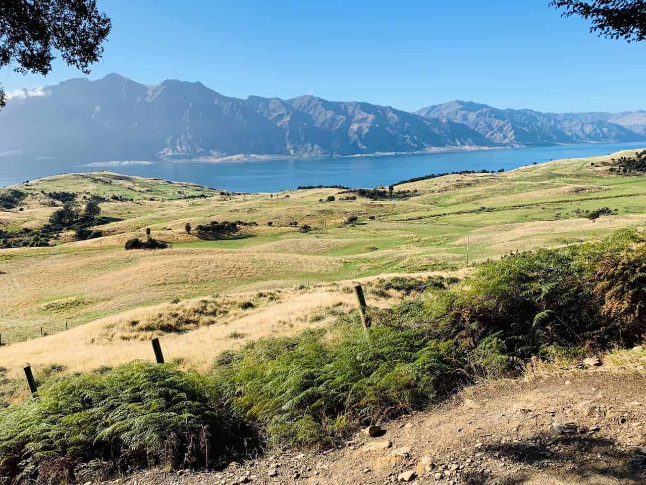 Isthmus Peak Farmland