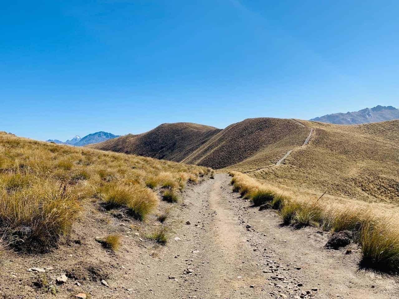 Isthmus Peak Ridge