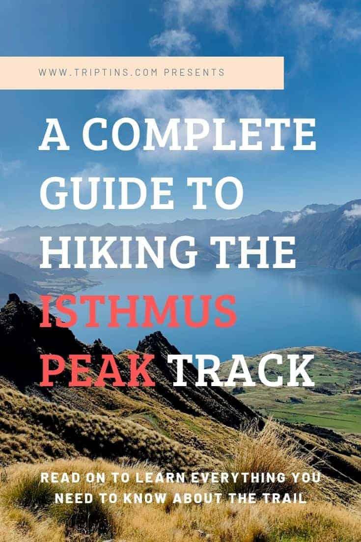 Isthmus Peak Track Hike