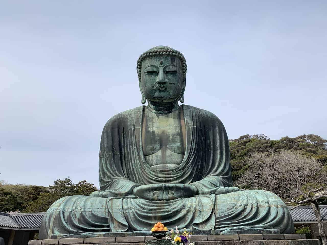 Kotokuin Temple Buddha