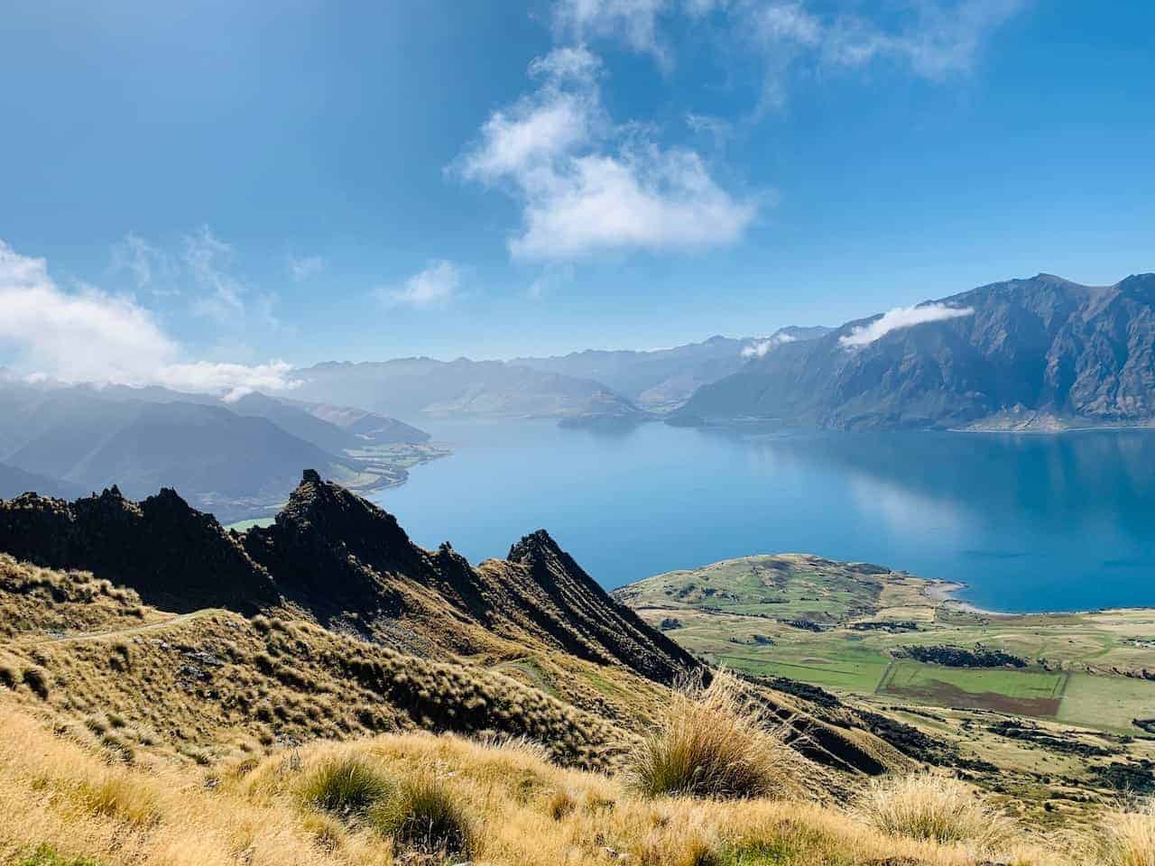 Lake Hawea View Isthmus