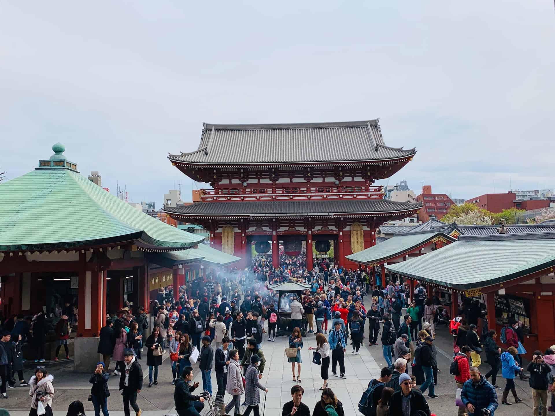 5 Days Tokyo Itinerary