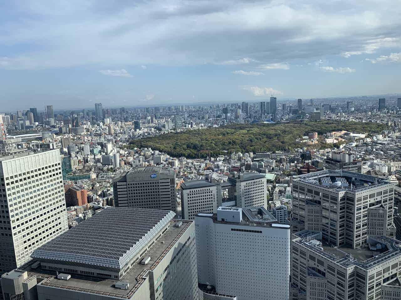 Tokyo Metropolitan Building