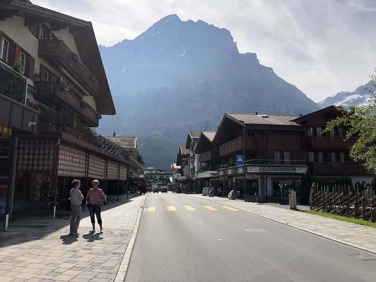 Grindelwald Streets