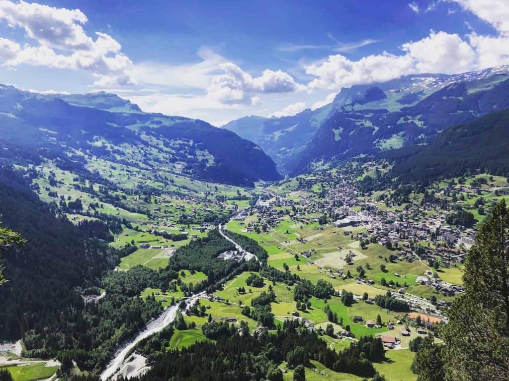 Murren Wengen Grindelwald