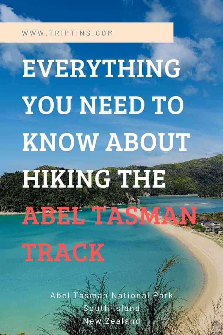 Abel Tasman Track Hike