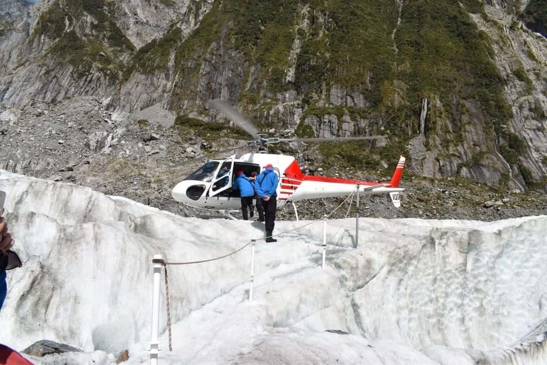 Franz Josef Helicopter
