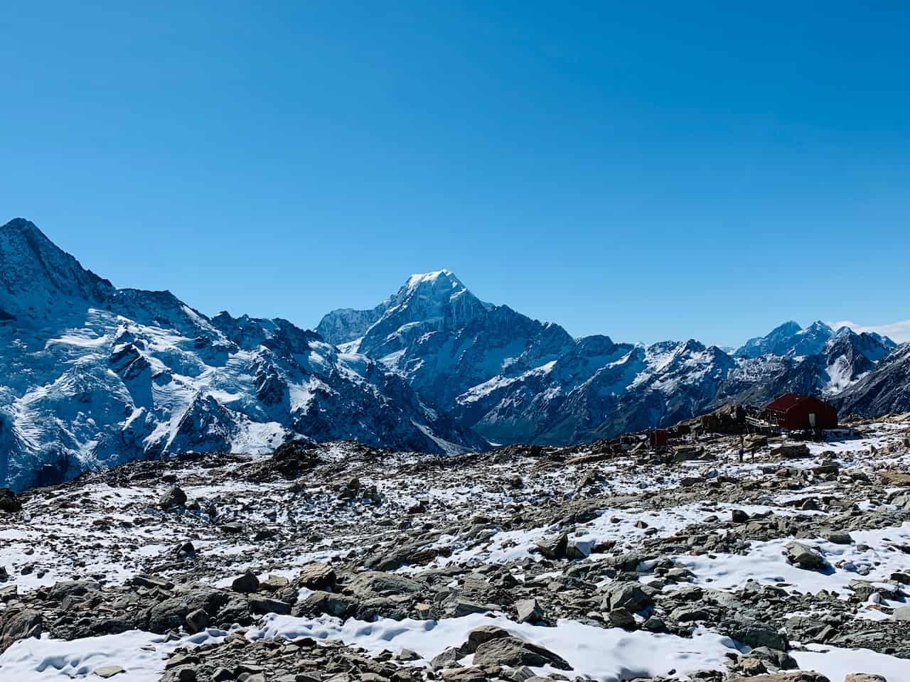 Mount Cook Mueller Hike