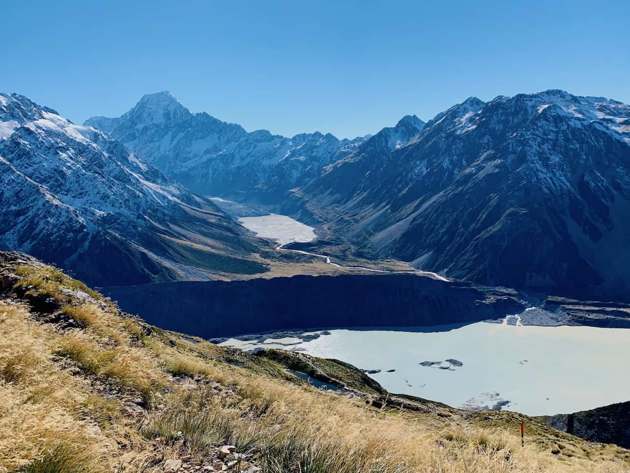 Mount Cook Views