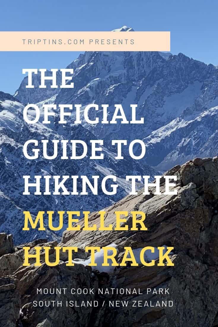 Mueller Hut Track Hike