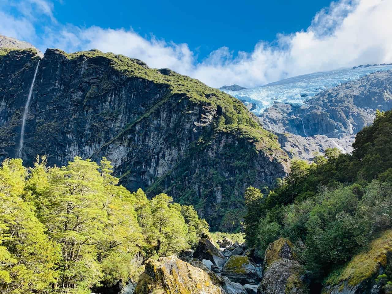 Rob Roys Glacier Wanaka Trail
